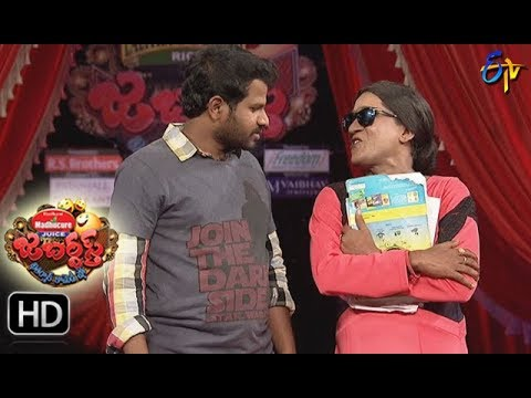 Hyper Aadi, Raijing Raju Performance | Jabardasth | 9th November 2017 | ETV  Telugu