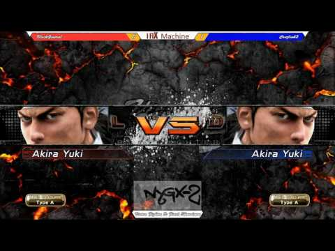 NYG-X2 - Day 2 - Casuals and Singles Tournament  - part 1