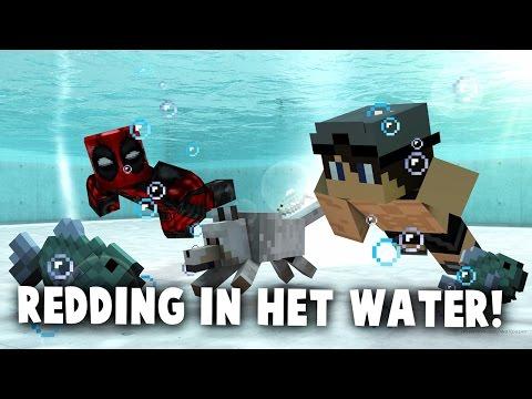 REDDING IN HET WATER!