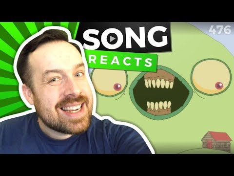 Reaction: Fever The Ghost - SOURCE (official music video)