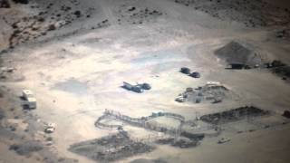 Aerial photos of restricted BLM Compound #BundyRanch thumbnail