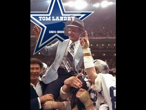 Image result for tom landry youtube