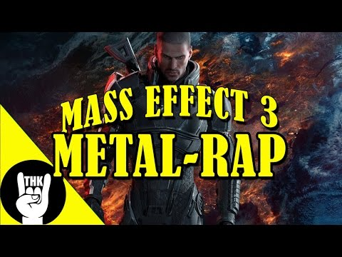 "MASS EFFECT 3 RAP | TEAMHEADKICK ""Here Come The Reapers"""