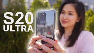 Samsung Galaxy S20 Ultra Review: Picture Perfect?