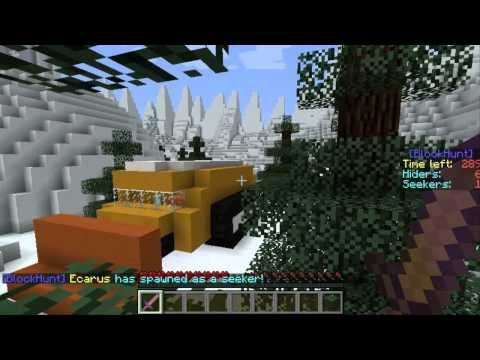 Minecraft | Capture The Flag | Mini-game #6