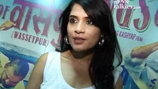 interview with gangs of wasseypur actress richa chadda