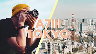 Sony A7III Review in JAPAN