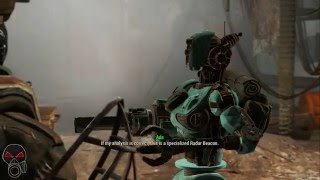 Fallout 4   Automatron DLC   PC Gameplay   1080p HD   Max Settings