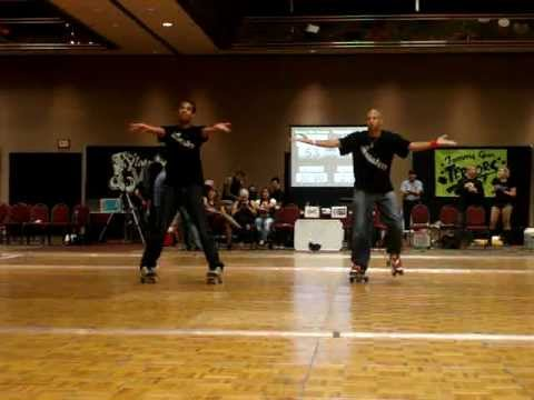 Entersk8ment Performing at the Riviera Hotel And Casino