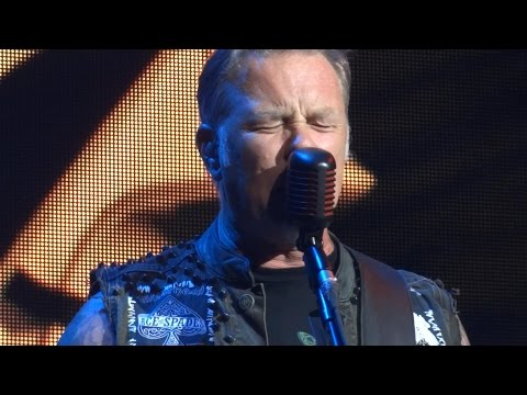Metallica - Live @ Moscow 27.08.2015 (Full Show) by SHOCKER 999