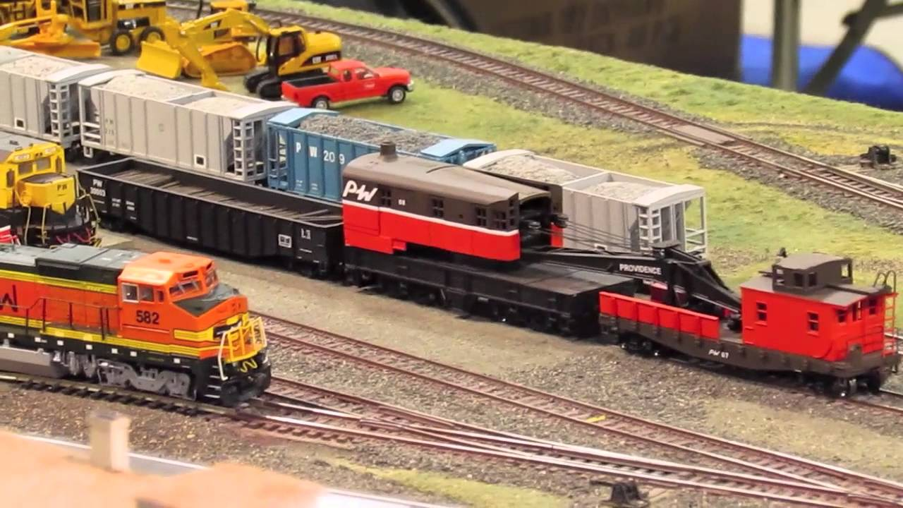 Amherst Big E Train Show! 2013