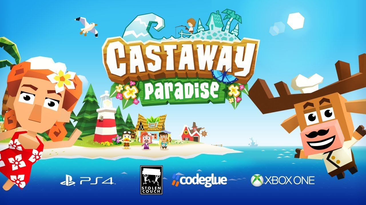Castaway Paradise - Console Launch Trailer