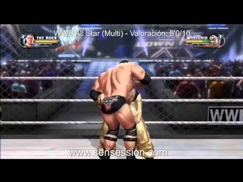 WWE All Stars analisis review