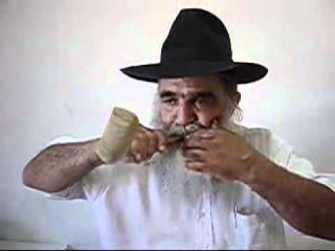 Listen the Shofar Rosh Hashanah Yom Kippur and the Jewish mo