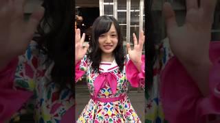 【4K画質】つりビット 安藤咲桜 1ショットムービー その3 2017年11月5日...