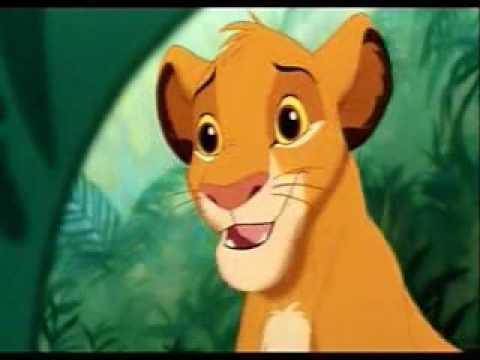 Lion king mix - Let me borrow that top