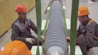 Учебный фильм «Монтаж высоковольтных вводов с RIP-изоляцией производства завода