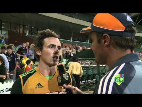 12 Jan: Steve O'Keefe post-match interview