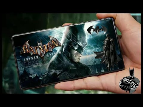 TOP 5 BATMAN GAMES ON ANDROID