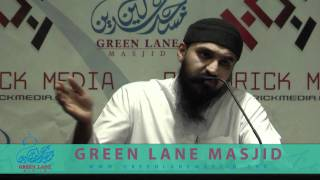 Remaining Steadfast in times of Trials - Ustadh Murtaza Khan