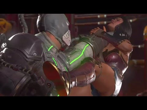 Injustice 2 Wonder Woman Stand Down Multiverse Event Planet
