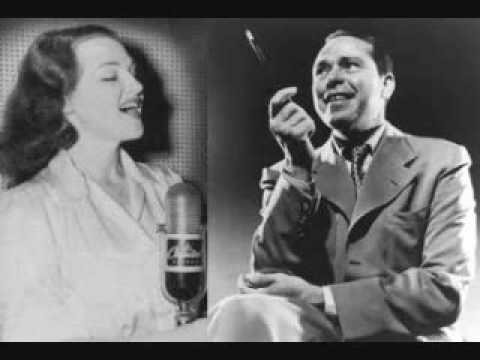 Johnny Mercer & Jo Stafford - Conversation While Dancing