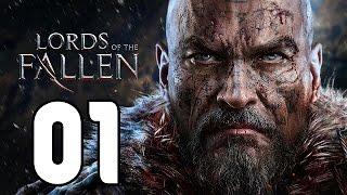 Let's Play Lords of the Fallen Gameplay German Deutsch Part 1 PS4 - Charaktererstellung