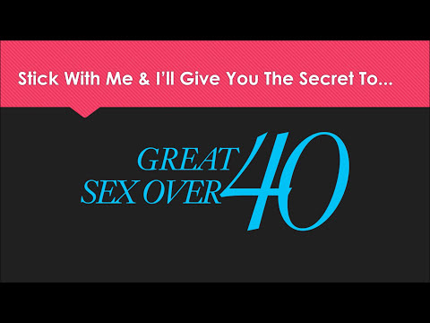 Harder Erections & Better Sex Over 40 - Gabrielle Moore Review