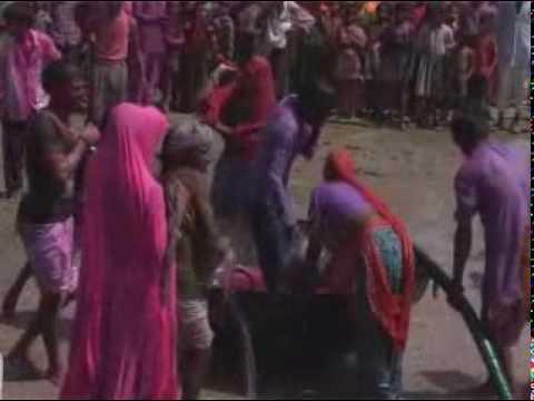 Mali Holi - Rajasthan