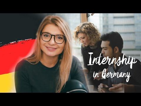 WORK in BIGGEST GERMAN COMPANIES // INTERNSHIP for STUDENTS in GERMANY