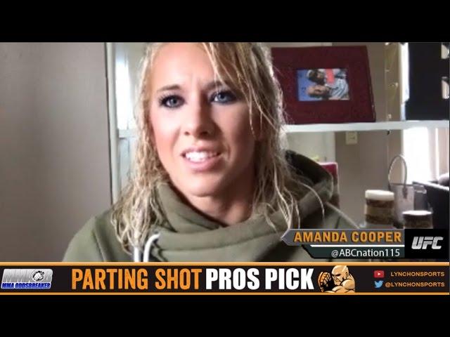 MMA Pros Pick - Joanna Jędrzejczyk vs. Jéssica Andrade (UFC 211)