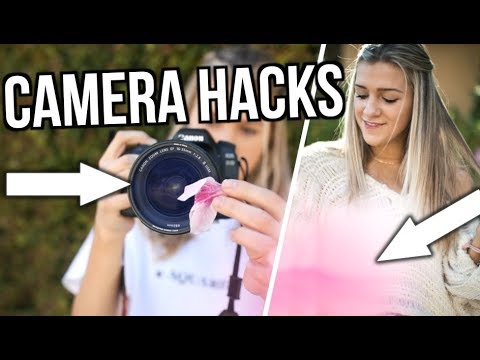 5 Camera Life Hacks You Need To Know To Take Better Photos