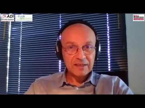 Interview de Claude Andrieux pour Néo Business (2, 33 & 4 nov. 2020)