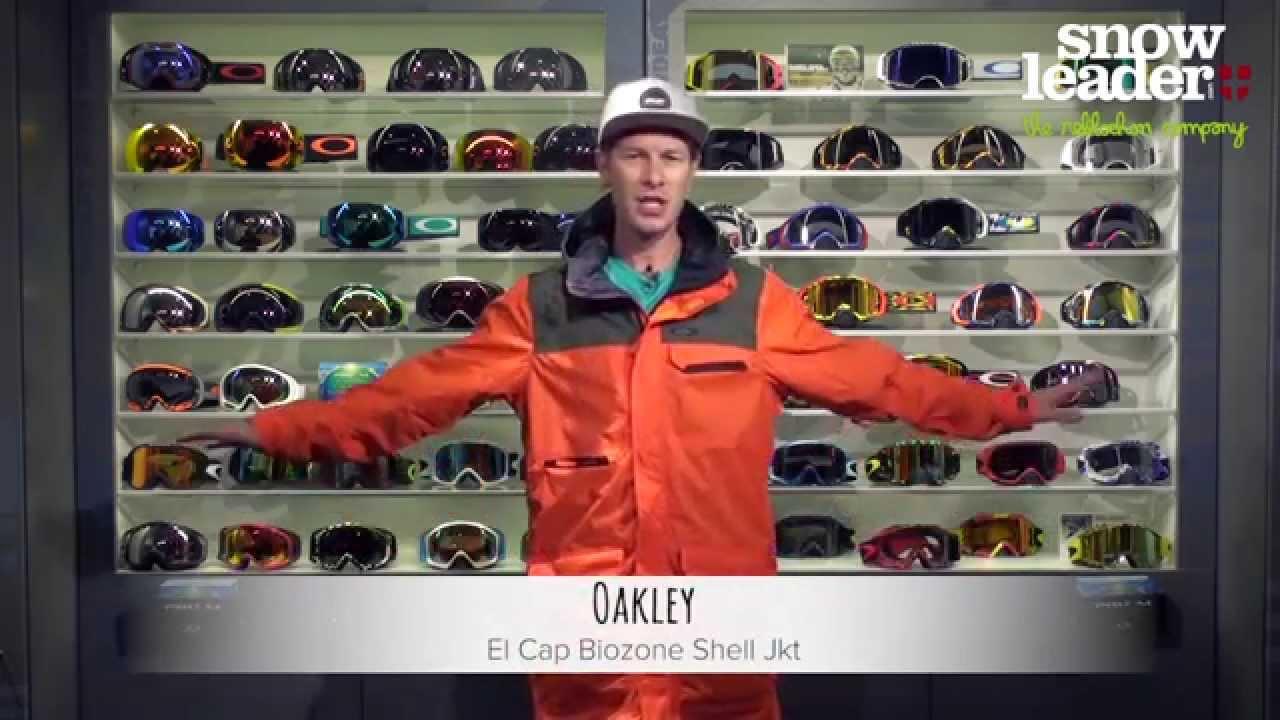 0ad3efc60b Oakley   El Cap Biozone Shell Jkt - veste de ski