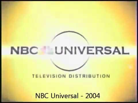 NBC Universal Television Distribution Logo 2004-2007