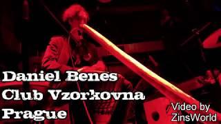 Daniel Benes Live @ Vzorkovna 2/5/18 *Djembe Drum Kit Didgeridoo PANArt HandPan Battle, AMAZING*