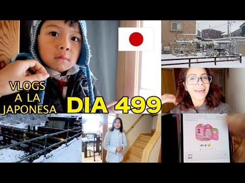 Llegaron las Nevadas + Esto Quiere de regalo de Cumple JAPON - Ruthi San ♡ 06-12-17