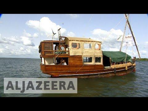 Kenya's boat doctors provide treatment to coastal communities
