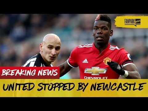United Lose To Newcastle | At Madrid Close Gap With Barcelona - Fan Park News
