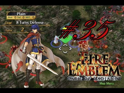 Let's Play - Fire Emblem: Path of Radiance (Episode 35) - Gambling Debt