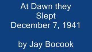 Video At Dawn they Slept (December 7, 1941) download MP3, 3GP, MP4, WEBM, AVI, FLV Agustus 2017
