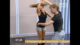Красноярск танцует хастл! В ДК