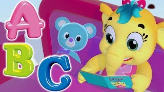 Emmie - Learn English Songs For Kids |Nursery Rhymes Collection & Kids Songs |Animal Song |Babytoonz