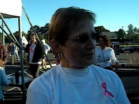 5K Walk Run participant Joyce Grohe