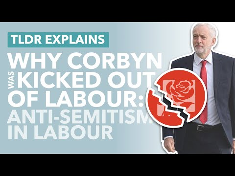 Why Corbyn Was Suspended From The Labour Party: Report Exposes Antisemitism In Labour - TLDR News