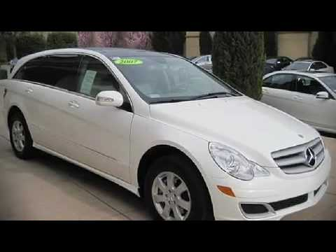 2007 Mercedes Benz R Class R350 Sport Wagon In San Jose