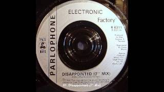 Electronic - Disappointed (7