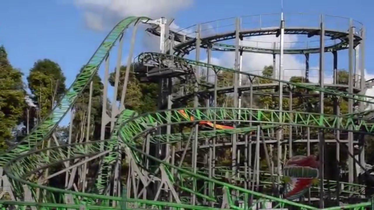 Tornado disfrutando la magia del parque salitre magico en - Tornados en espana ...