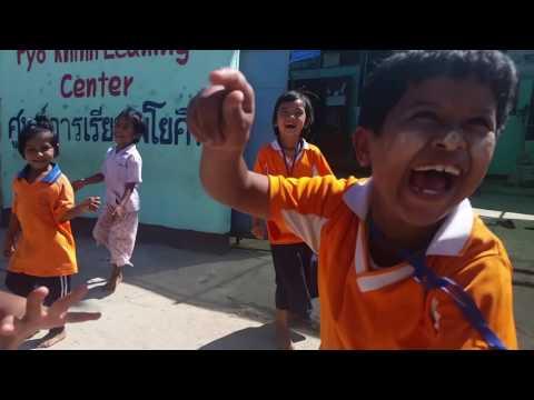 Teaching in Thailand 2016