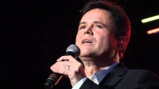 Donny Osmond   One Bad Apple Story Puppy Love   09 01 11